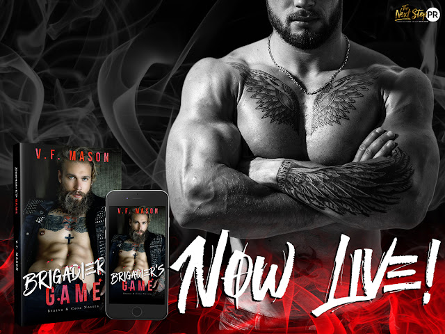 [New Release] BRIGADIER'S GAME by @Author_VFMason @TheNextStepPR #Review #TheUnratedBookshelf