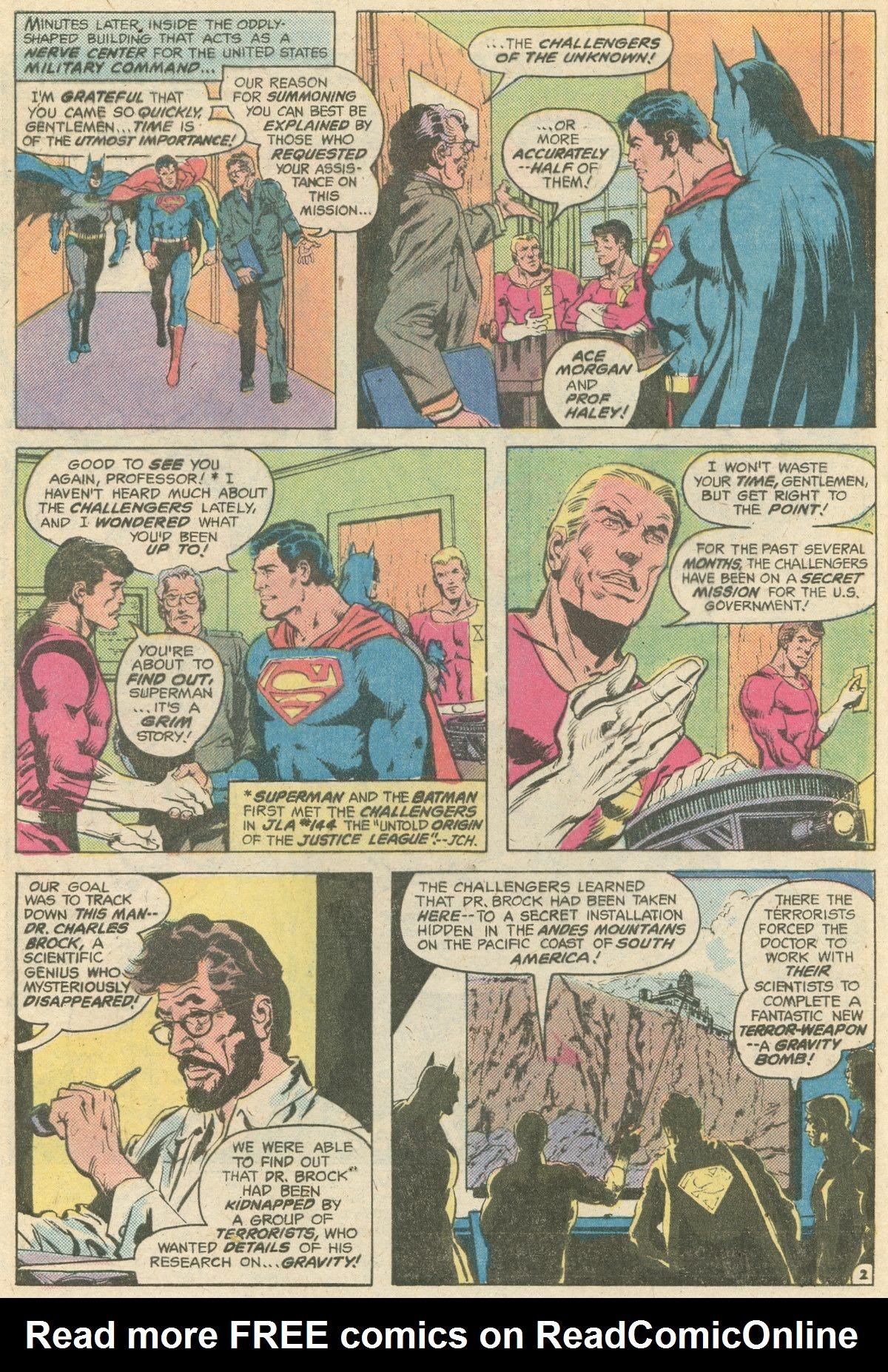 Read online World's Finest Comics comic -  Issue #267 - 4