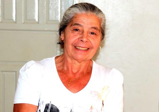 Mãe Zulmira concluiu sua missão