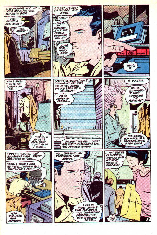 Read online Secret Origins (1986) comic -  Issue #18 - 4