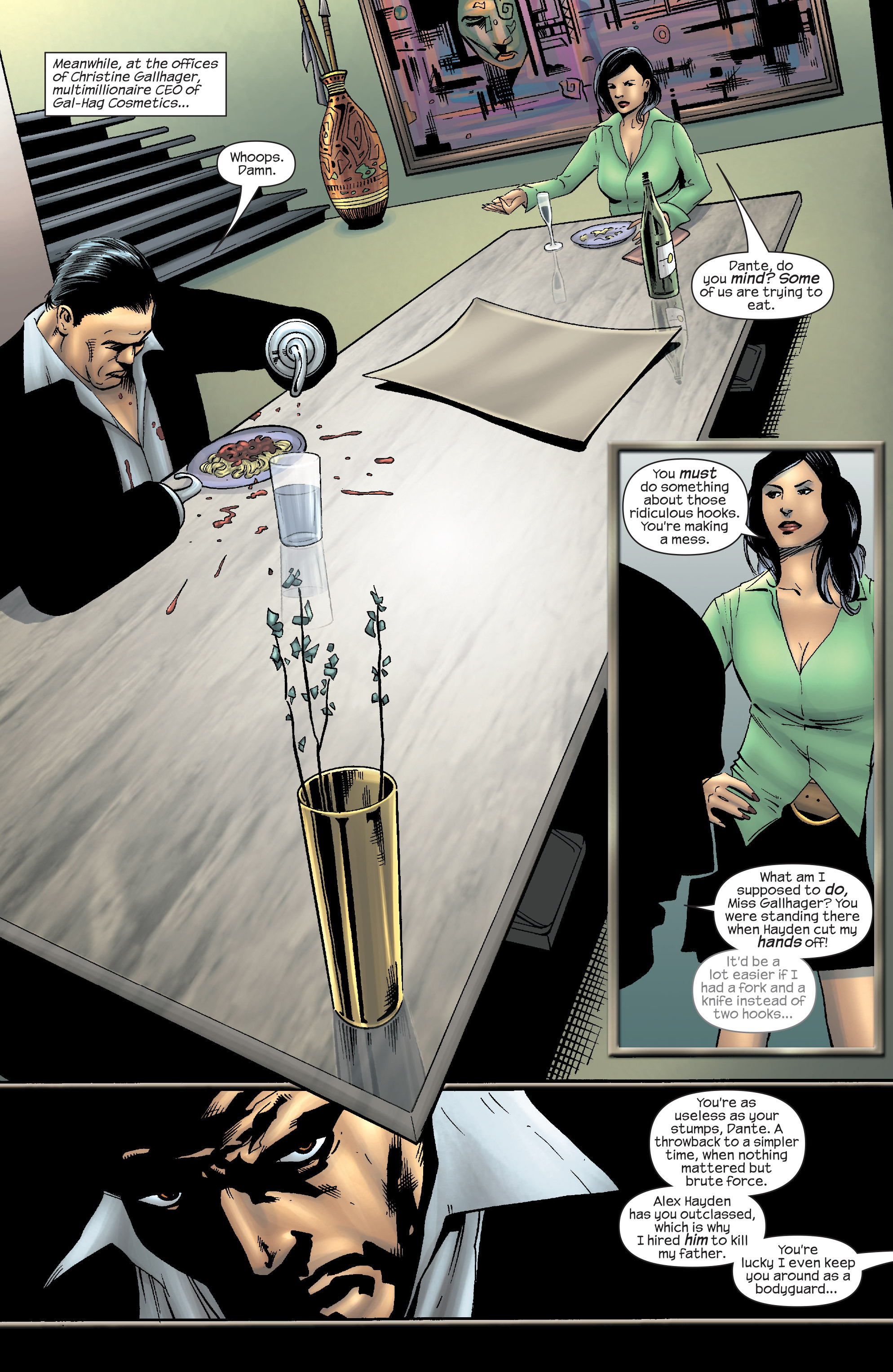 Read online Agent X comic -  Issue #9 - 7