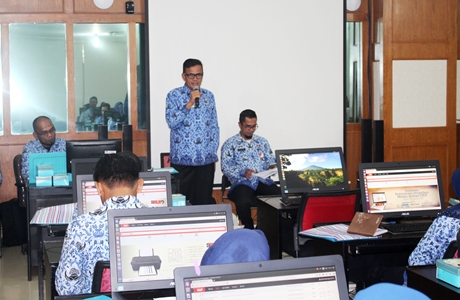 BLP Kota Padang Gelar Sosialisasi SIRUP