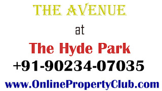 DLF AVENUE at DLF Hyde Park New Chandigarh