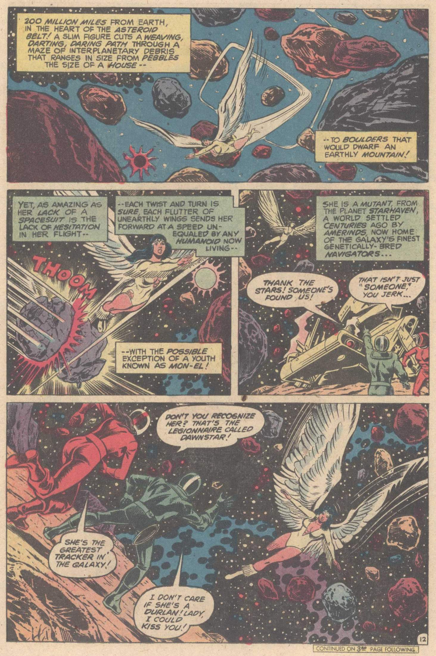 Legion of Super-Heroes (1980) 263 Page 21