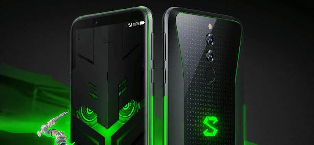 مواصفات وسعر الهاتف الجديد الخاص بالالعاب Xiaomi Black Shark Helo