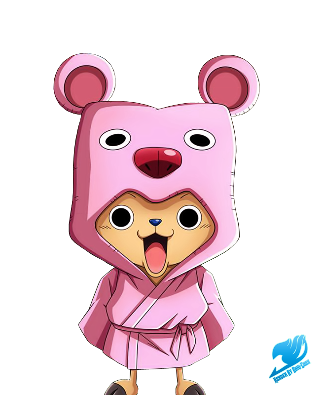 render Tony Tony Chopper + One Piece
