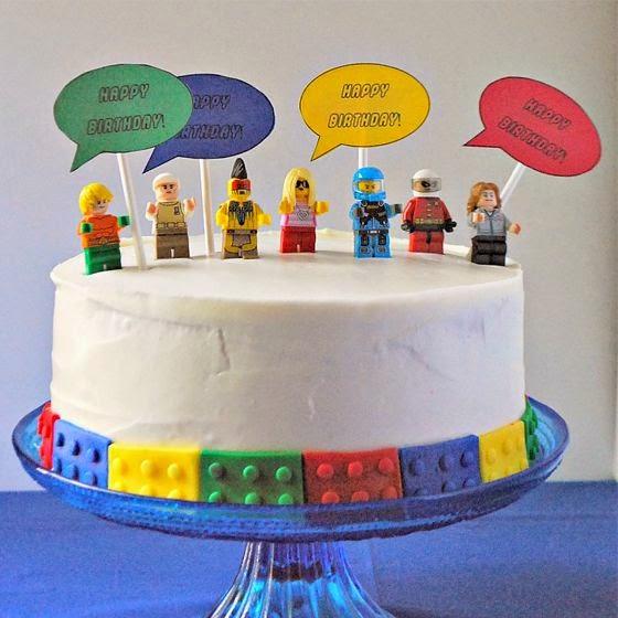 Con Mis Chicos En El Mundo Cumplea 241 Os De Lego Con Pi 241 Ata