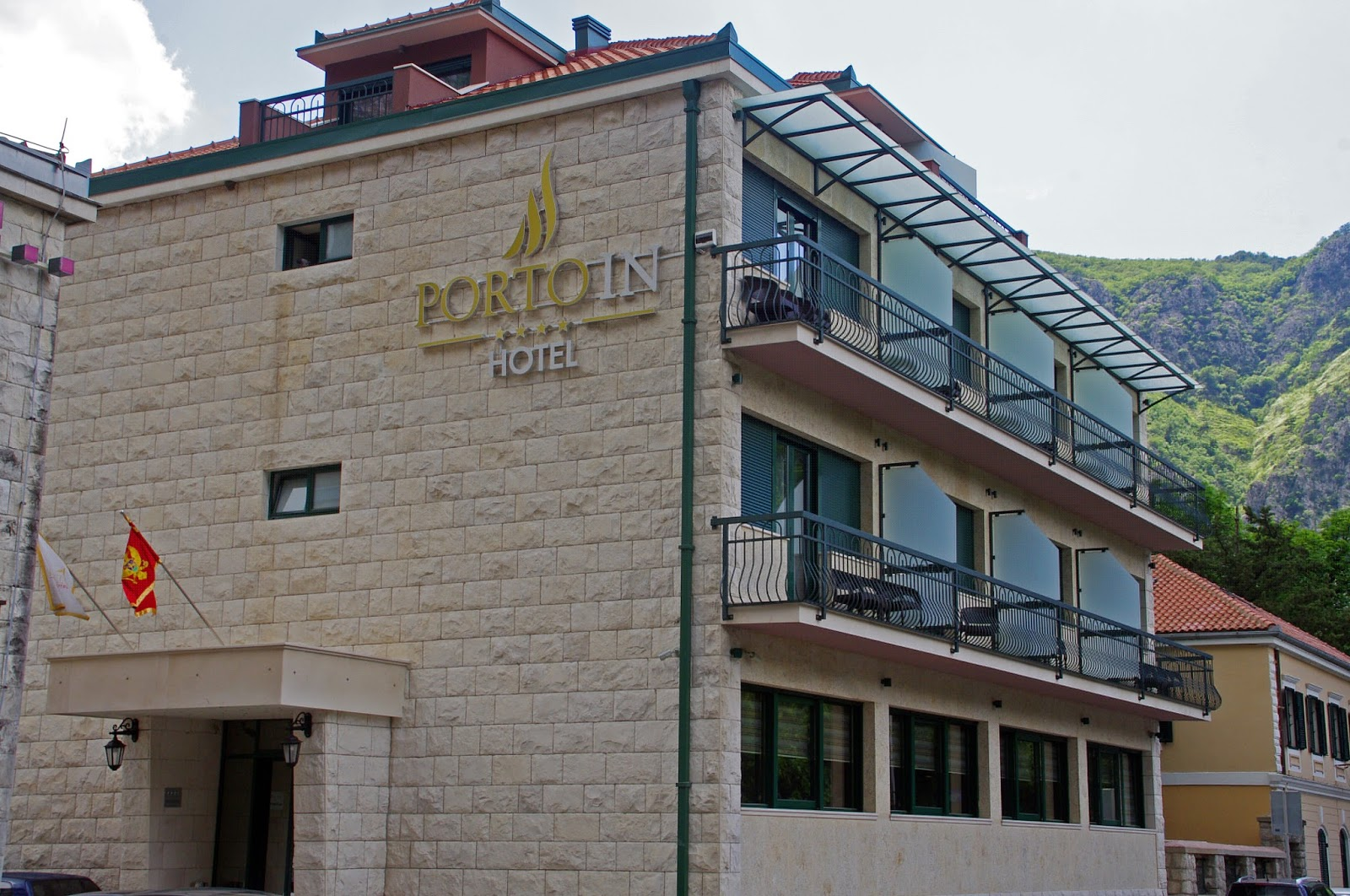 Hotel Porto In: A Charming Boutique Hotel in Beautiful Kotor