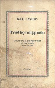 Triết Học Nhập Môn - Karl Jaspers