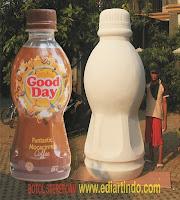 Botol Styrofoam