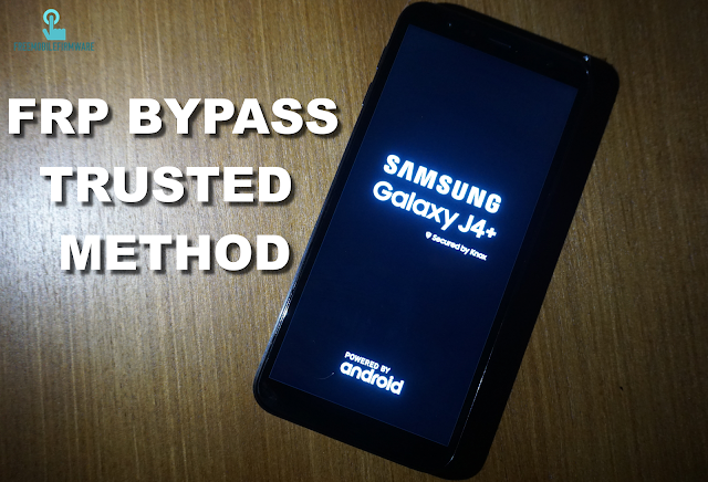 How to bypass Frp google account samsung galaxy j4 plus without pc