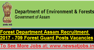 assam-forest-guard-Assistant -Recruitment