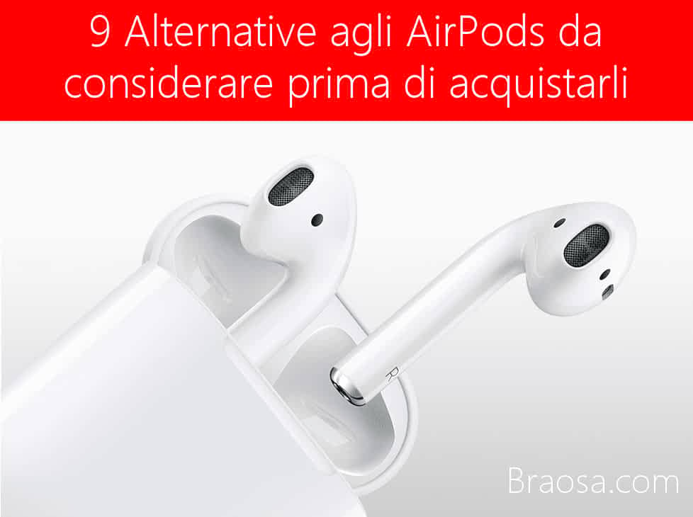 9 Alternative AirPods da considerare prima dell'acquisto