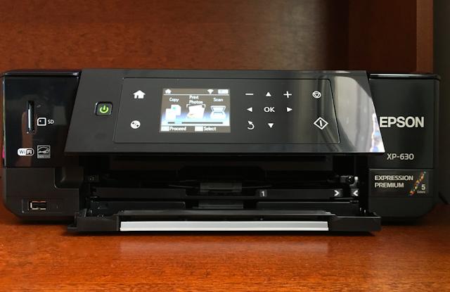 Epson Expression Premium XP-630 Printer