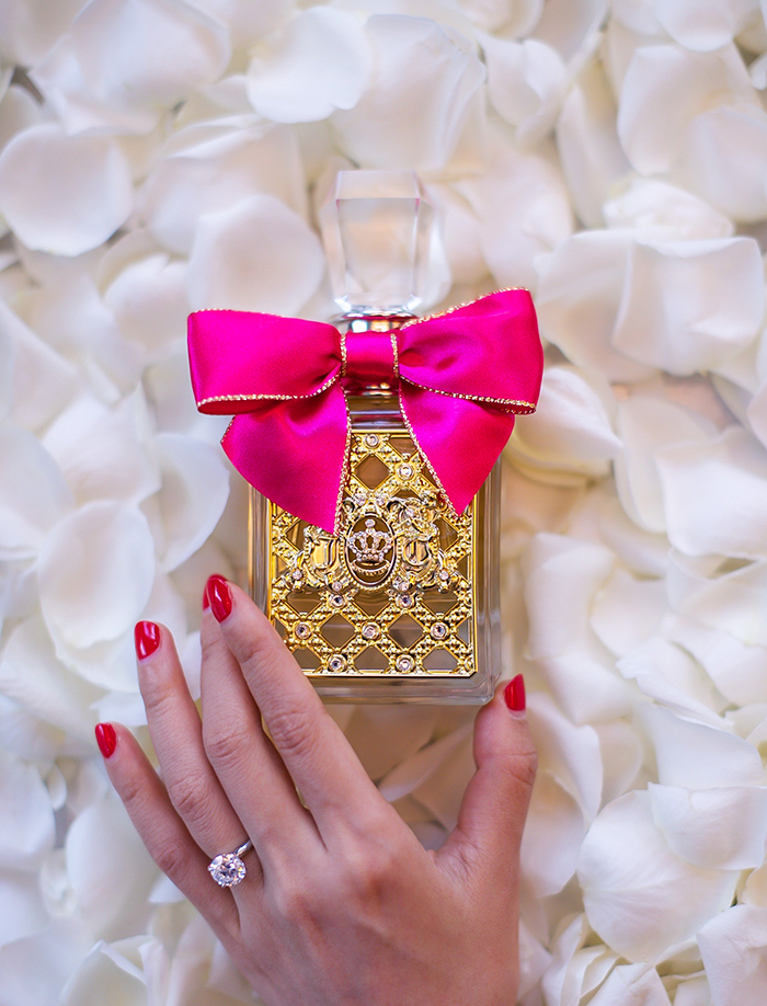 Viva La juicy Extrait Eau de Parfum, juicy couture perfume, viva la juicy perfume, san francisco fashion blog, holiday gift ideas