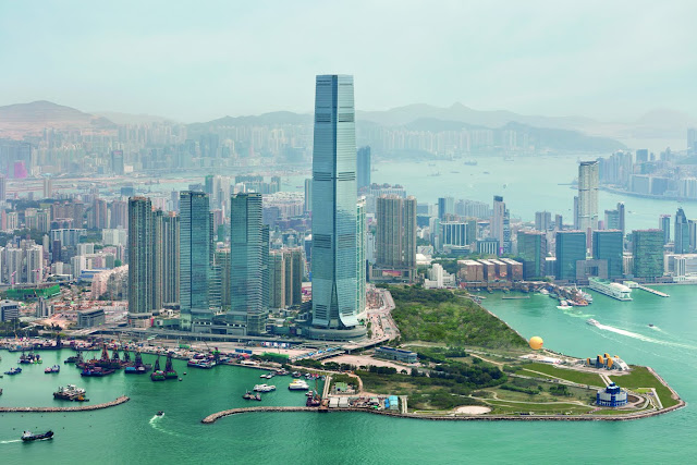 sétimo prédio mais alto do mundo