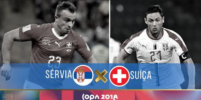 Assistir Jogo Sérvia e Suíça ao Vivo na Copa da Rússia