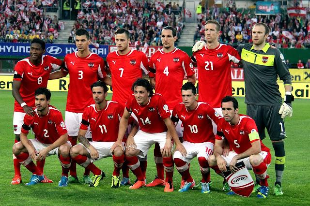 Skuad Resmi EURO 2016 Austria