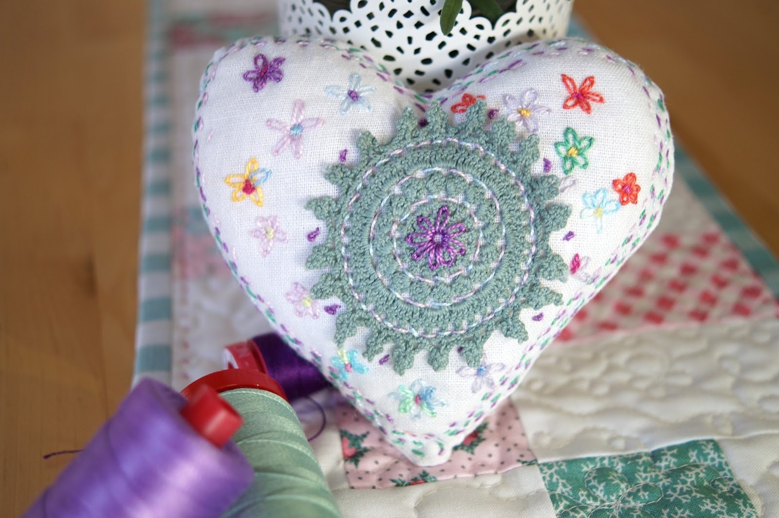 Sewing Pincushion Mania Samelia S Mum