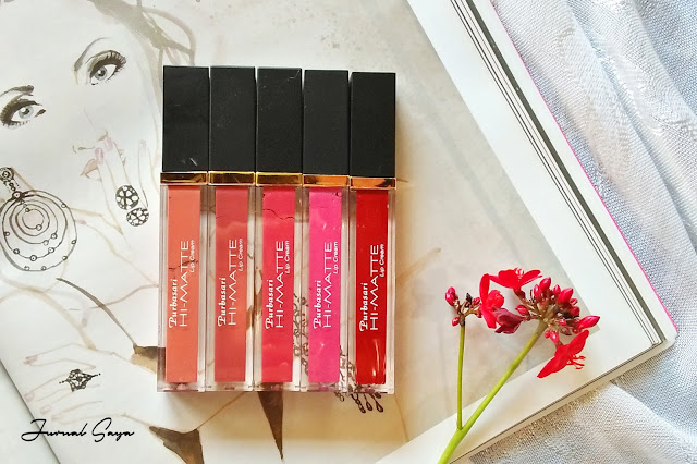 purbasari hi matte lip cream review