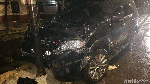 Setya Novanto Kecelakaan dengan Fortuner, Begini Kata Toyota