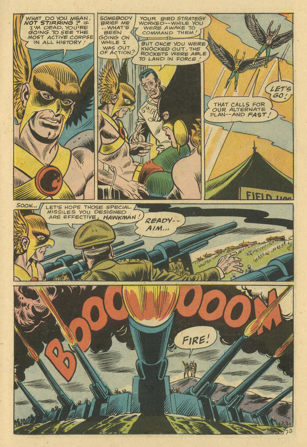 Hawkman (1964) issue 24 - Page 23