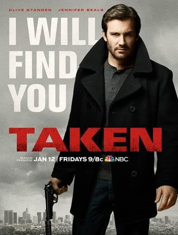 Taken 2018: Season 2 - Full (1/16)
