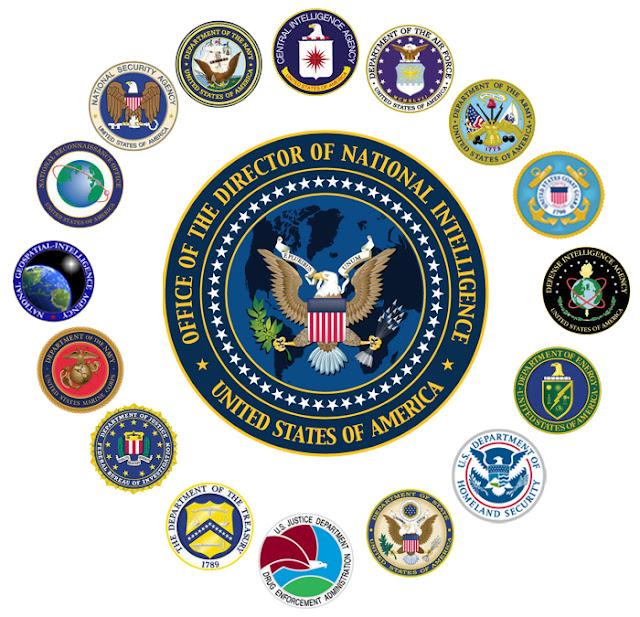 المجتمع الاستخباراتي الأمريكي