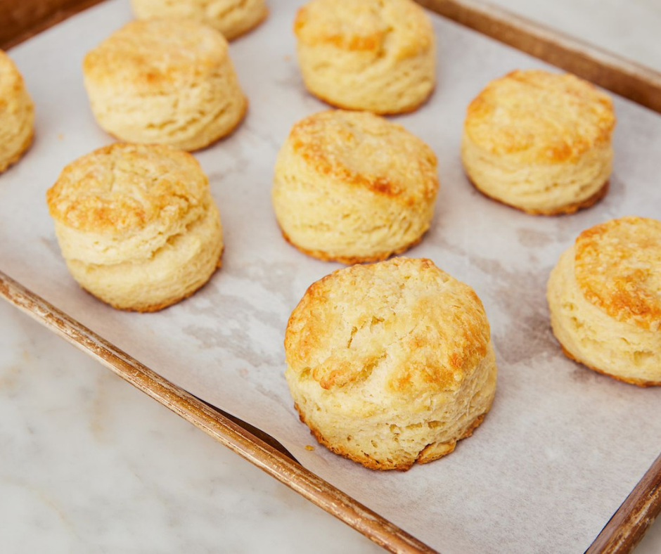 Best-Ever Homemade Biscuits - food-drink-recipes.com