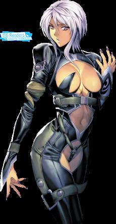 Homare - Original Character Render 2