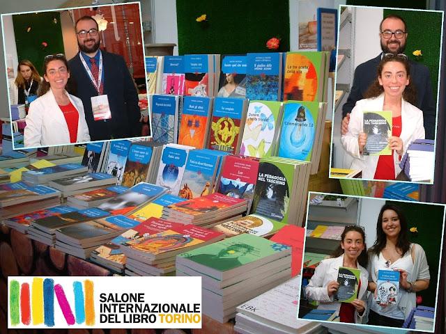 Salone Libro Torino La pedagogia nel taschino Silvana Calabrese 3