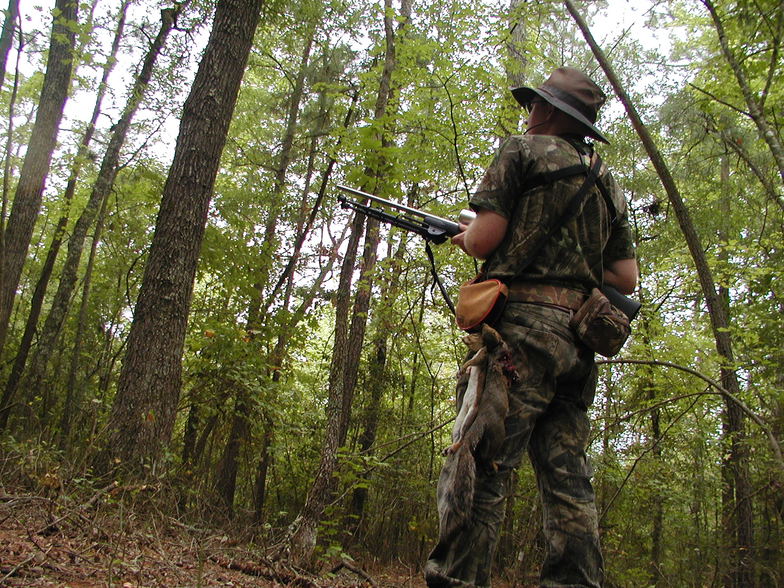 The Unlucky Hunter Why Camouflage Is Important