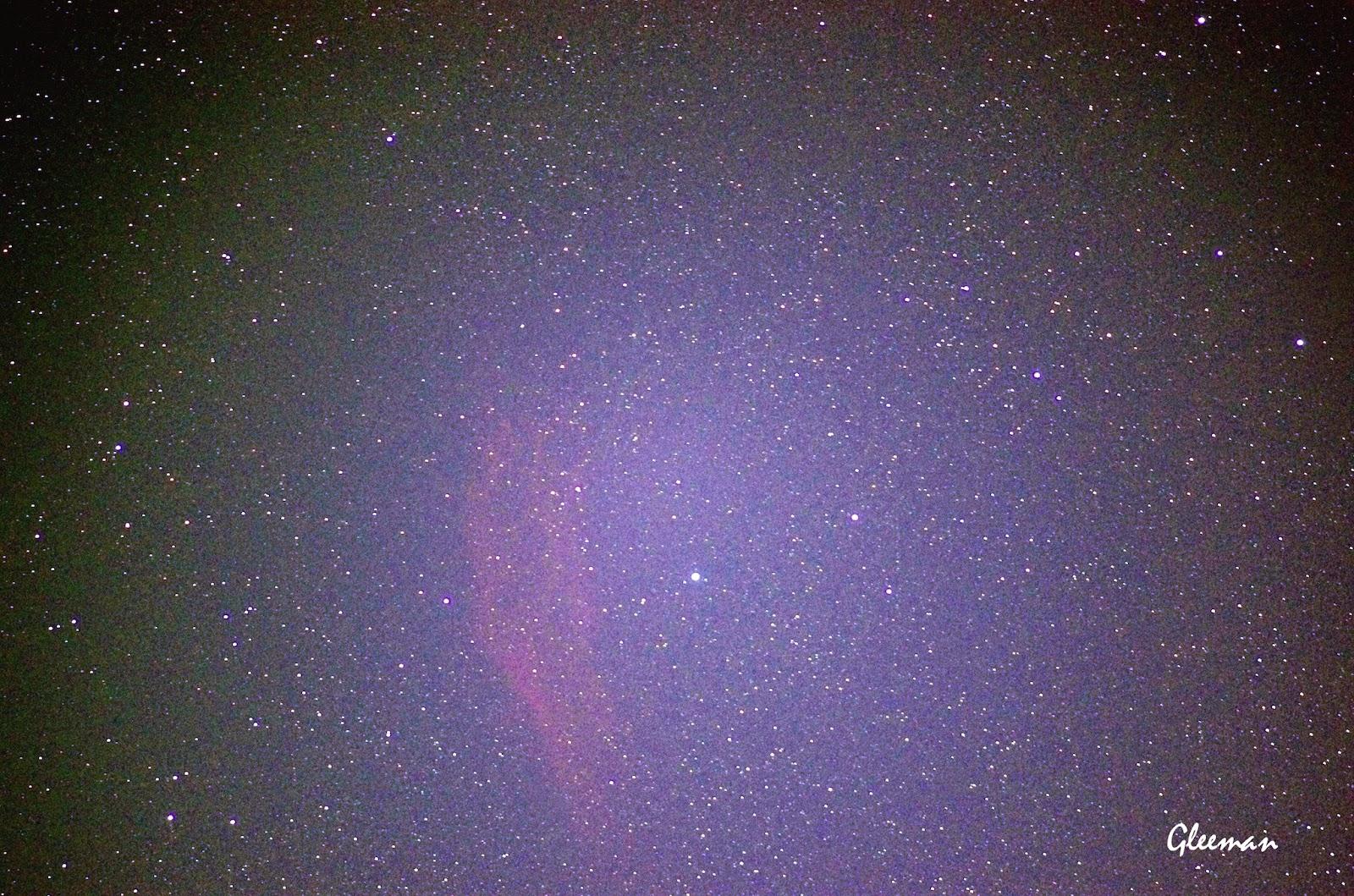加州星雲, Pentax K5+O-GPS1/DA*200 /LPS-P2