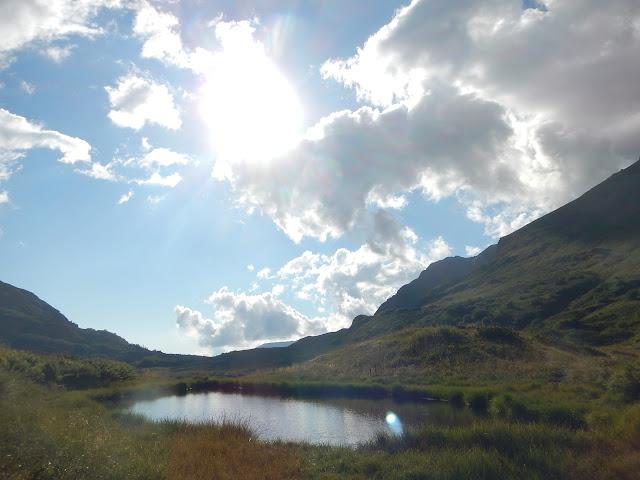 Озера Дзитаку (Семиозерье) в Красной поляне