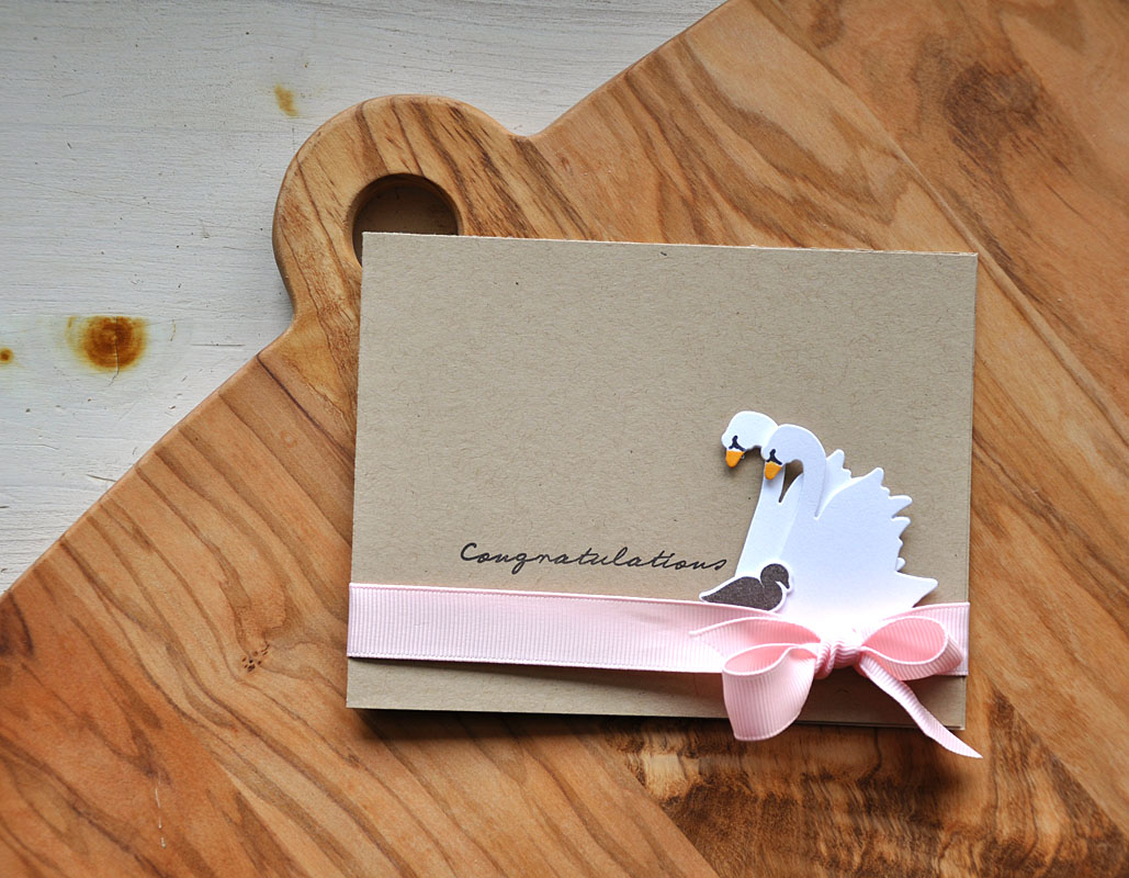 Congratulations On Your New Baby Girl Simply Stamped Bloglovin