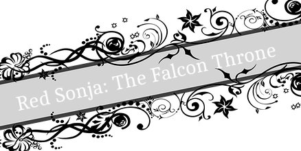 Red Sonja The Falcon Throne Title