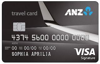Kartu Kredit ANZ/DBS Travel Signature