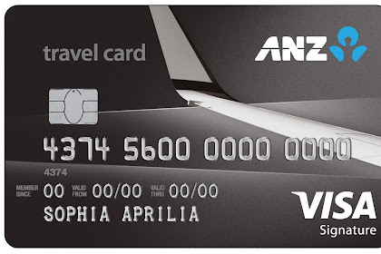 Mengenal Kartu Kredit ANZ/DBS Travel Signature dengan Bonus Milage 3 Penerbangan