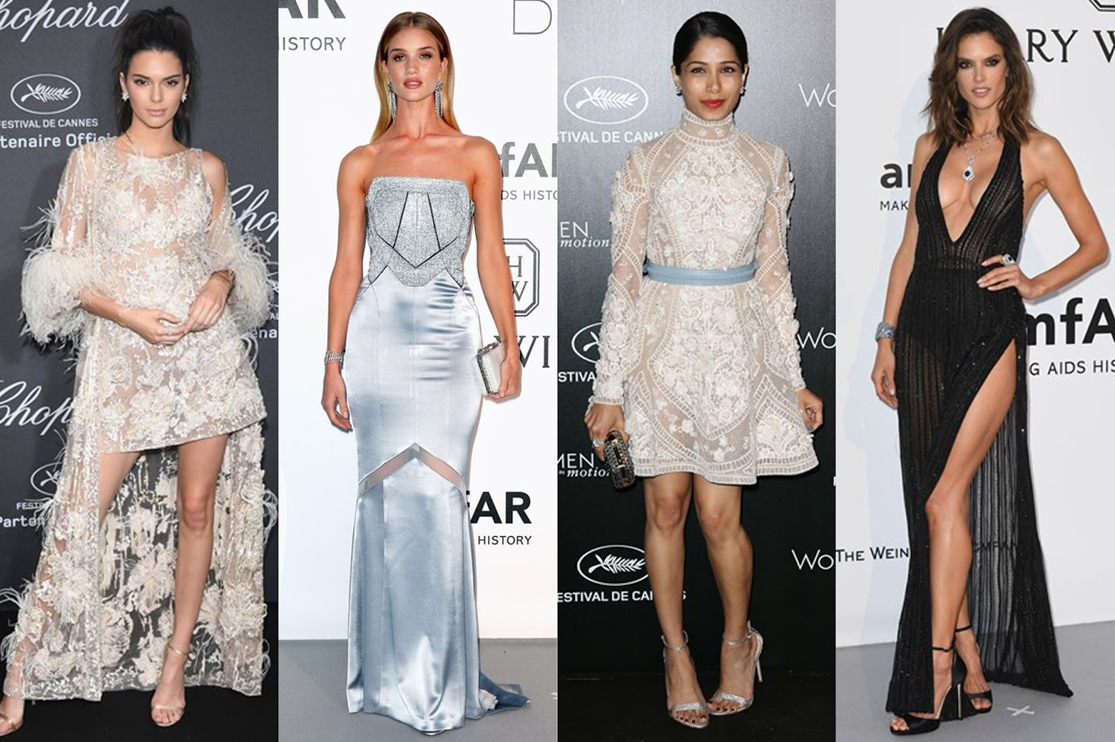 Best Dressed at Cannes Film Festival 2016