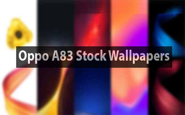 Spesifikasi Oppo A83 Dan Download Wallpapernya