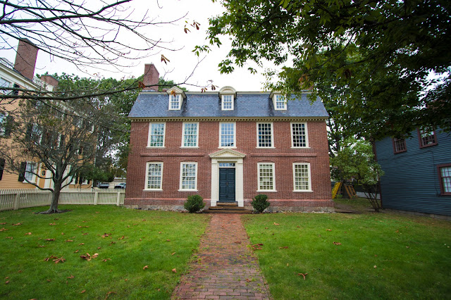 House of the seven Gables-Salem