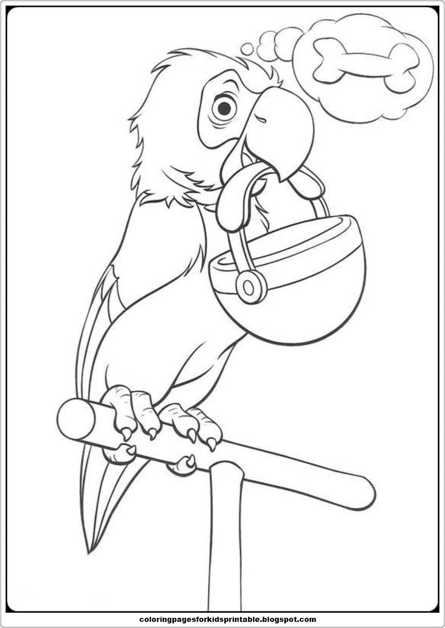free101 dalmation coloring pages - photo#29