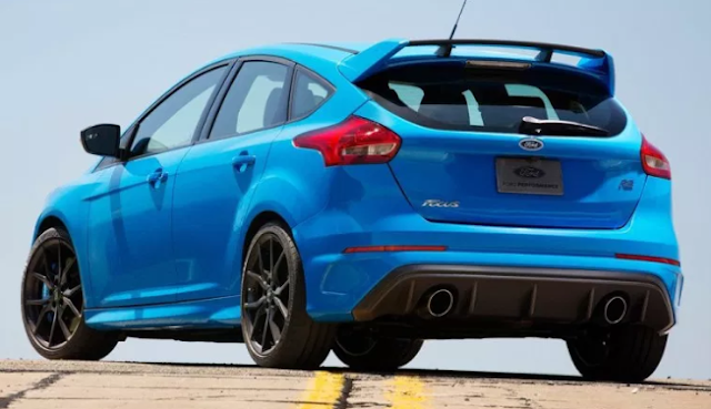 2020 Ford Focus RS specs