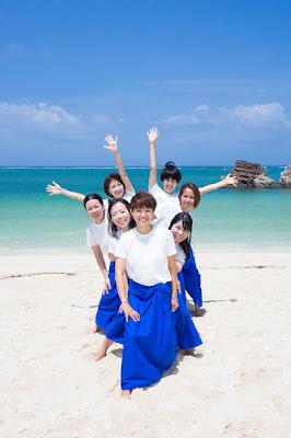40歳記念フォト 沖縄