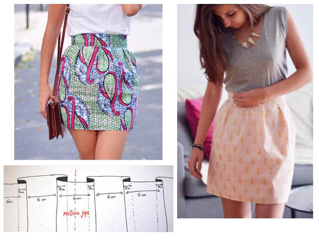 Bien connu PATRON GRATUIT : Idées de couture facile pour l'été Bettinael  XU46