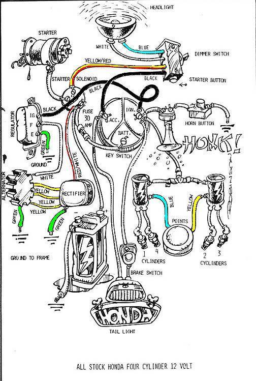 :: free the wheels ::: Wiring Diagram