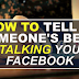 How to Find who is Stalking You On Facebook