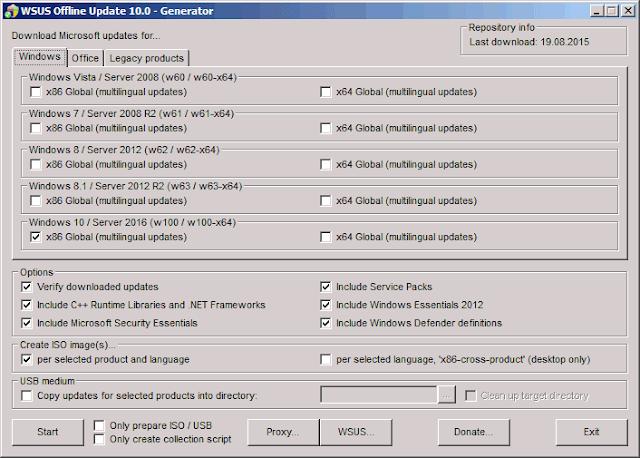δωρεάν εφαρμογή αναβάθμισης των windows δίχως σύνδεση στο διαδίκτυο