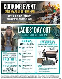 Bass Pro Shops Flyers April 13 - 29, 2018
