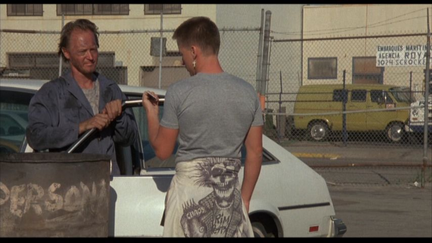"Miller and Otto from ""Repo Man"""